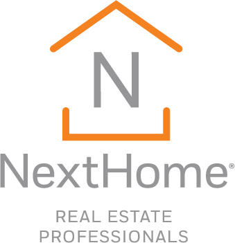 NextHome Real Estate Professionals - Vertical Logo